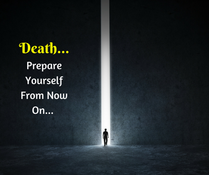 A Sarcastic Poetry on Death
